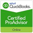 Intuit QuickBooks Certified ProAdvisor